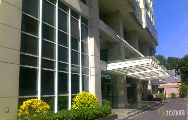 通惠國際傳媒廣場大樓入口