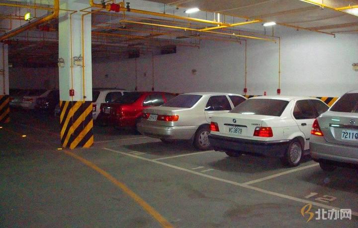 通惠国际传媒广场停车场