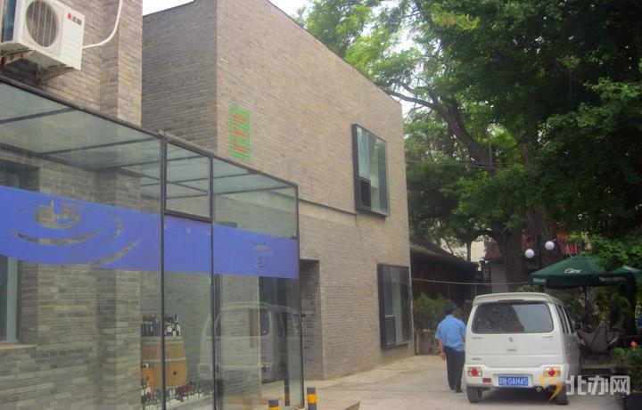 西海48文化创意中心外立面