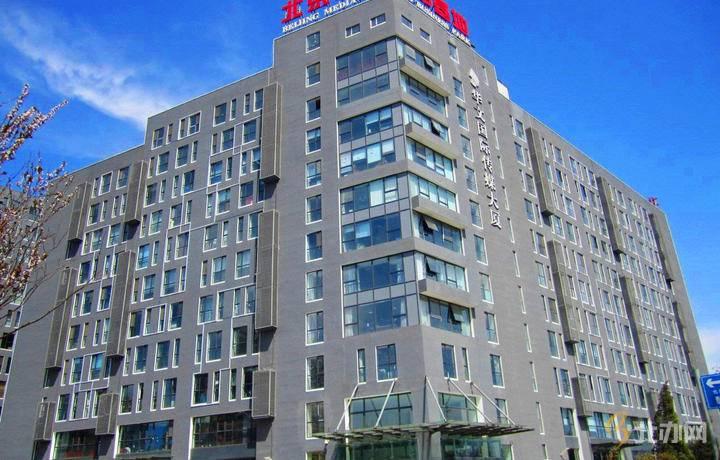 华文国际传媒大厦外立面